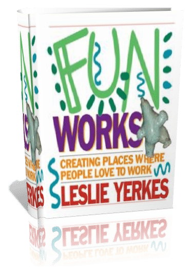 Fun Works First Edition, 3D Book Cover