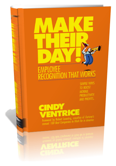 Make Their Day | First Edition, 3D Book Cover