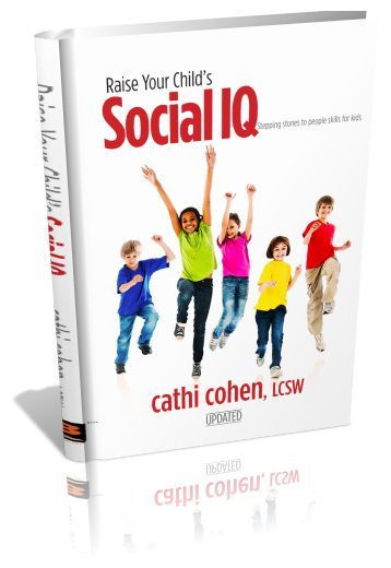 Social IQ, 3D Book Cover