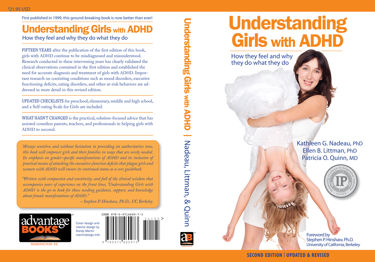 Understanding Girls with ADHD | Ippy Award Winner