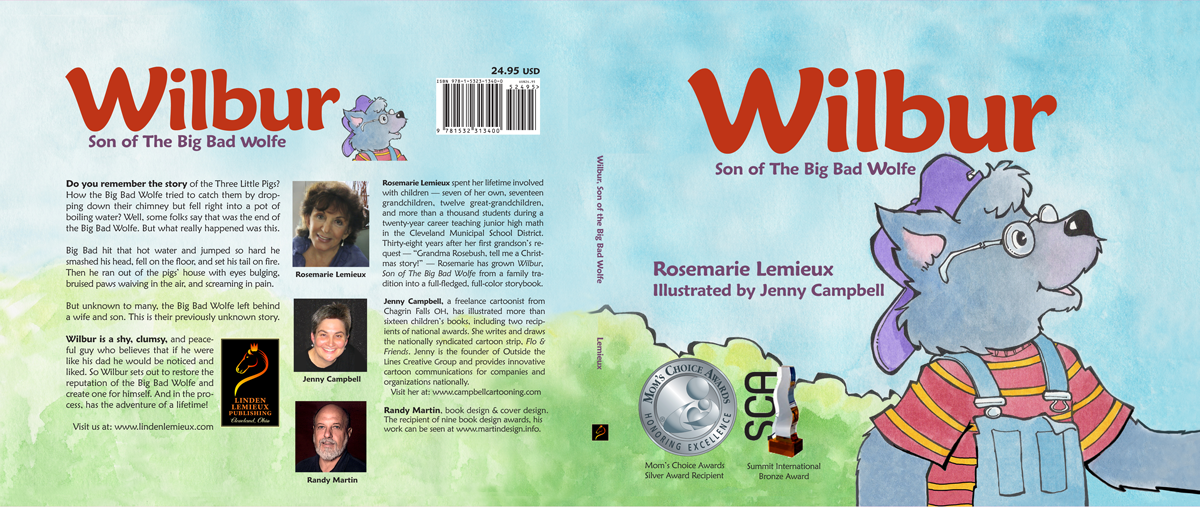 Wilbur full book cover